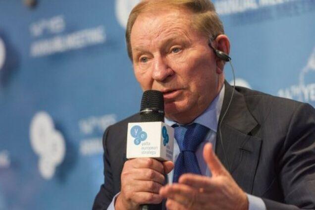 Кучма призвал разместить миссию ОБСЕ в Крыму