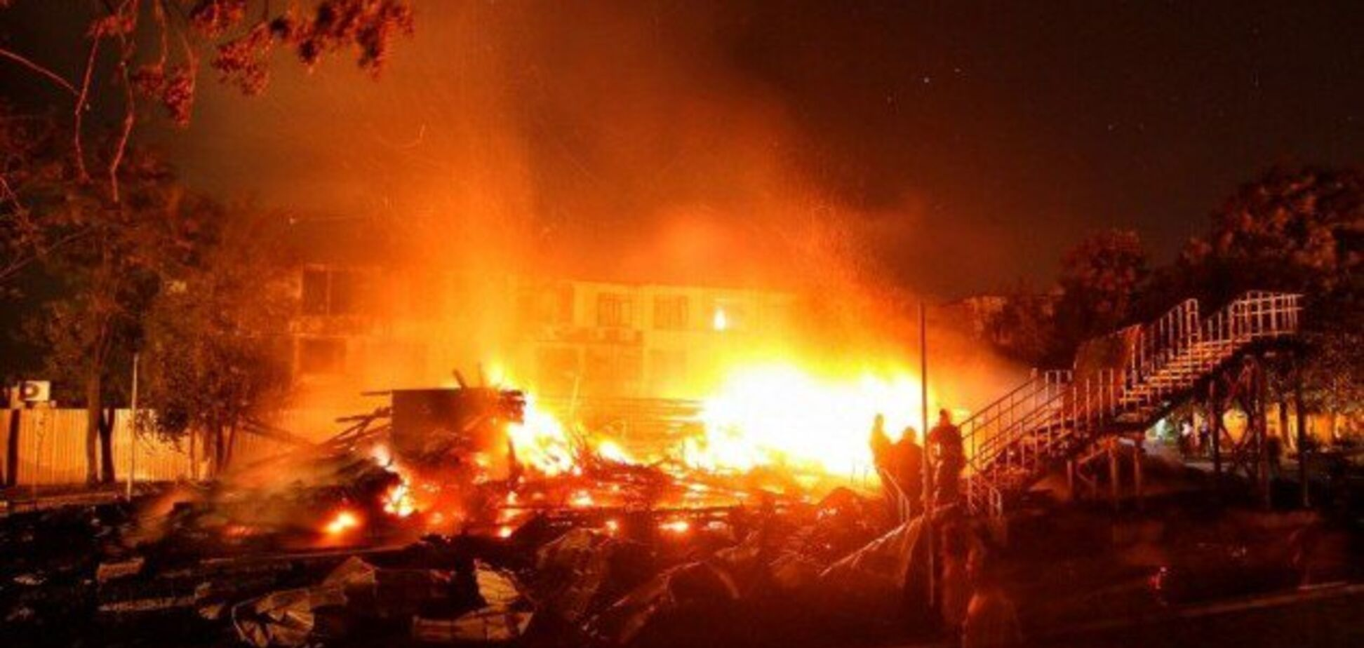 Гибель детей в Одессе: названа жуткая версия пожара в лагере