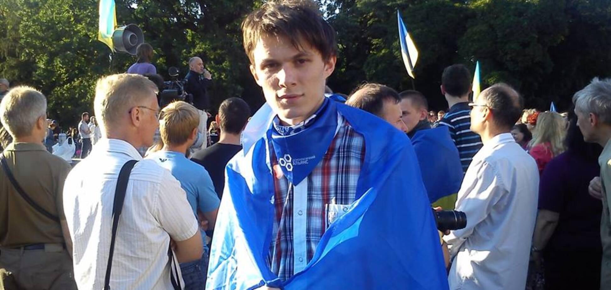 'Старая школа подымает голову': в Харькове совершено дерзкое нападение на активиста