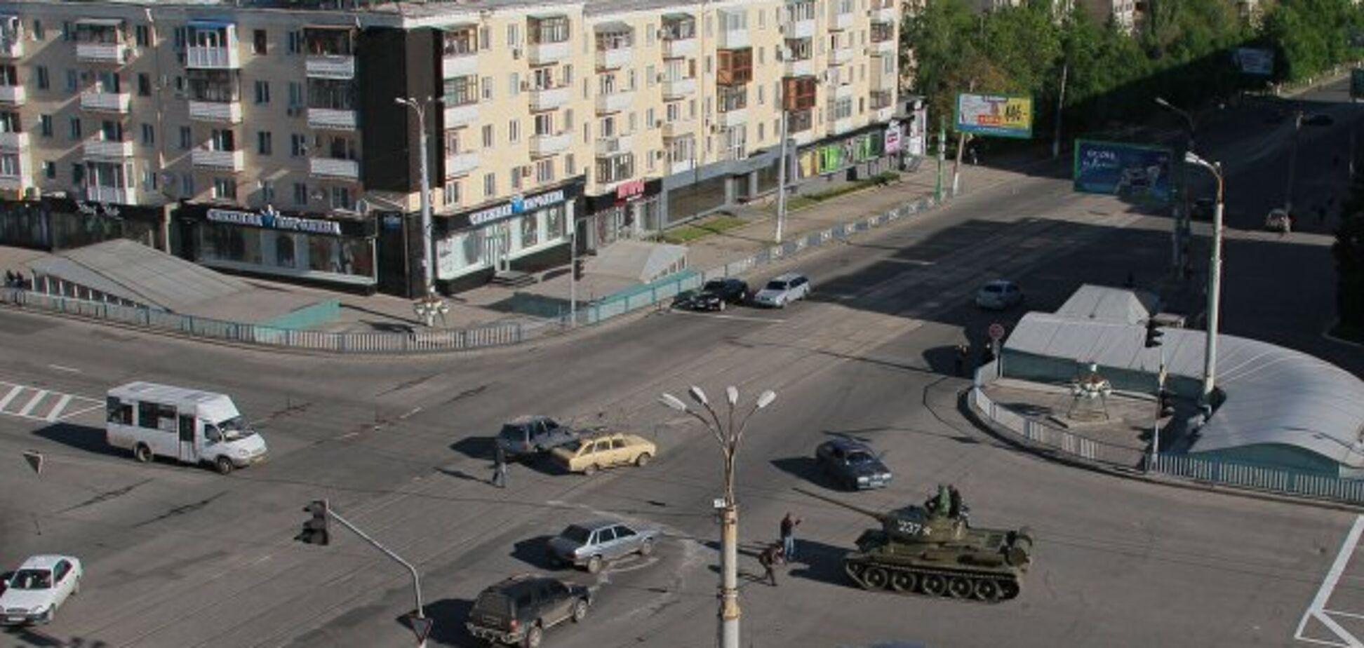Звинуватили 'українську ДРГ': в центрі окупованого Луганська прогримів потужний вибух