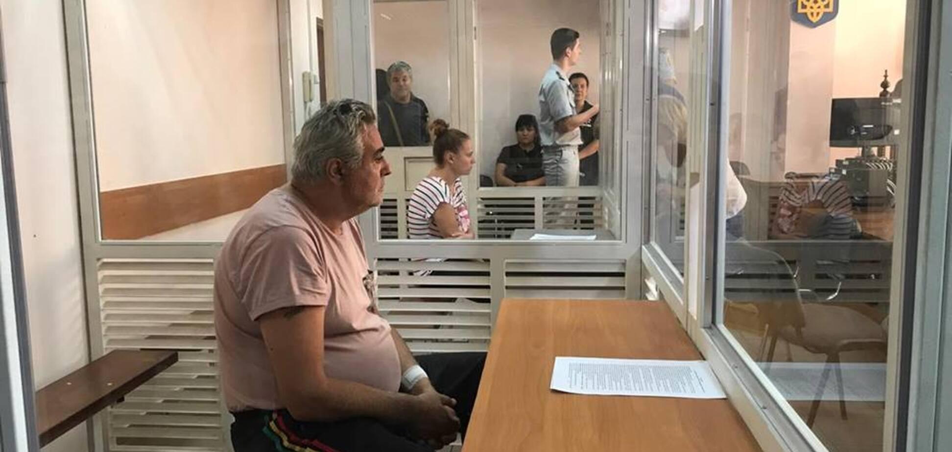 Пожежа в Одесі: суд ухвалив рішення щодо директора табору 'Вікторія'