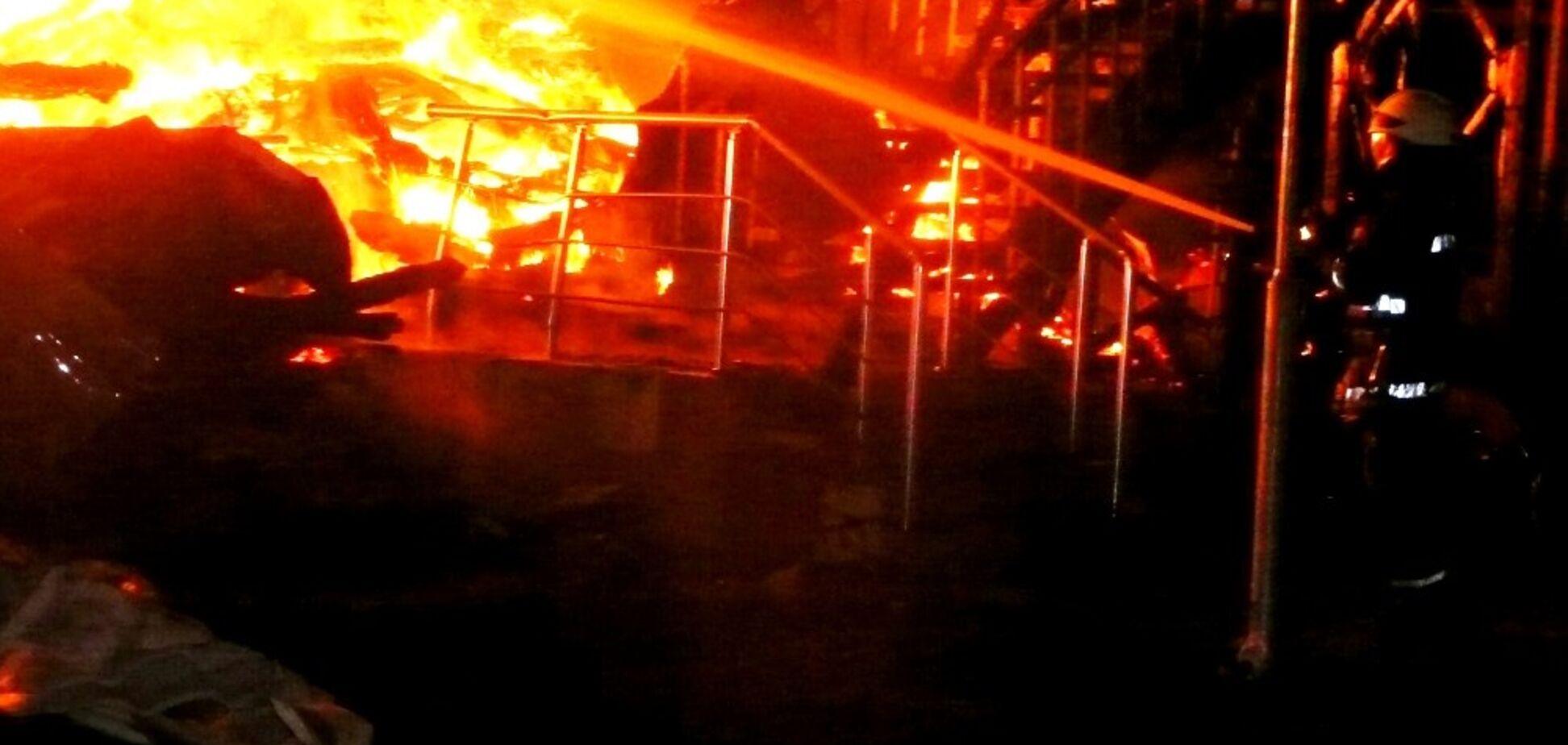 Пожар в Одессе: блогер обвинил в трагедии жадных украинских 'джамшутов'
