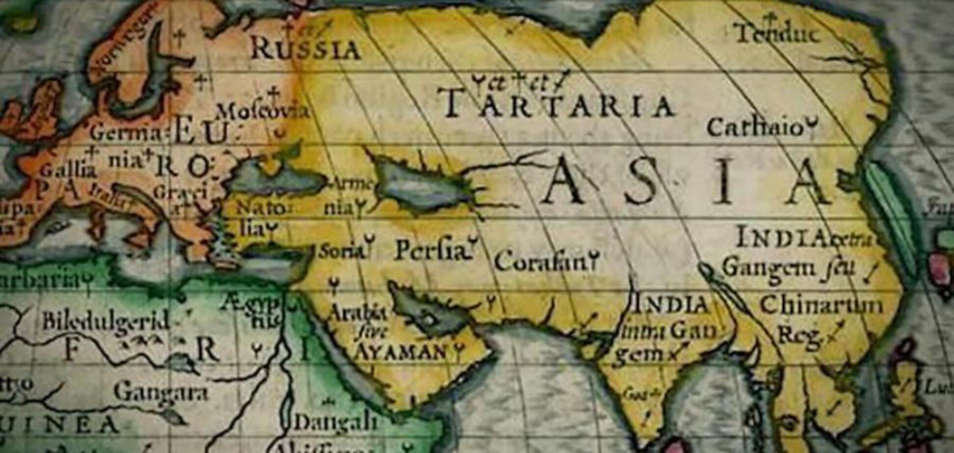 Московия или все-таки Тартария?