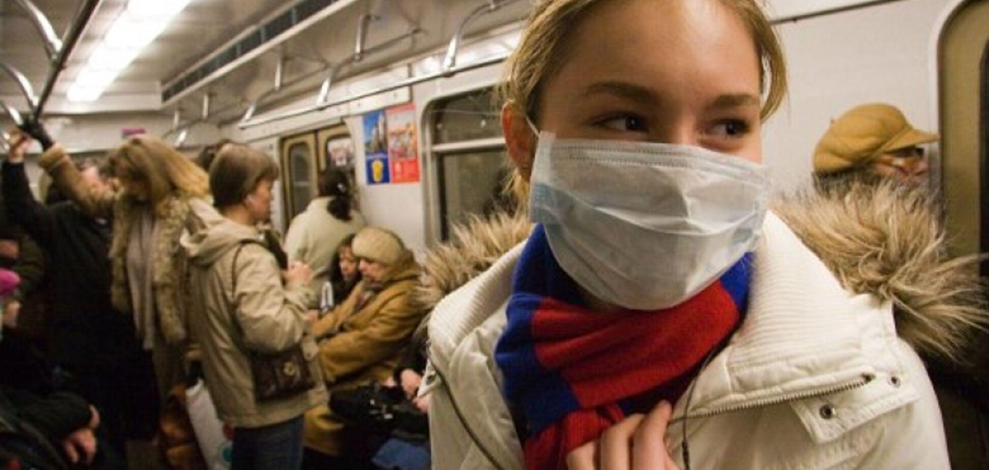 Грип в Україні: в країну йдуть два небезпечних штами