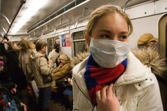 Грипп в Украине: в страну идут два опасных штамма
