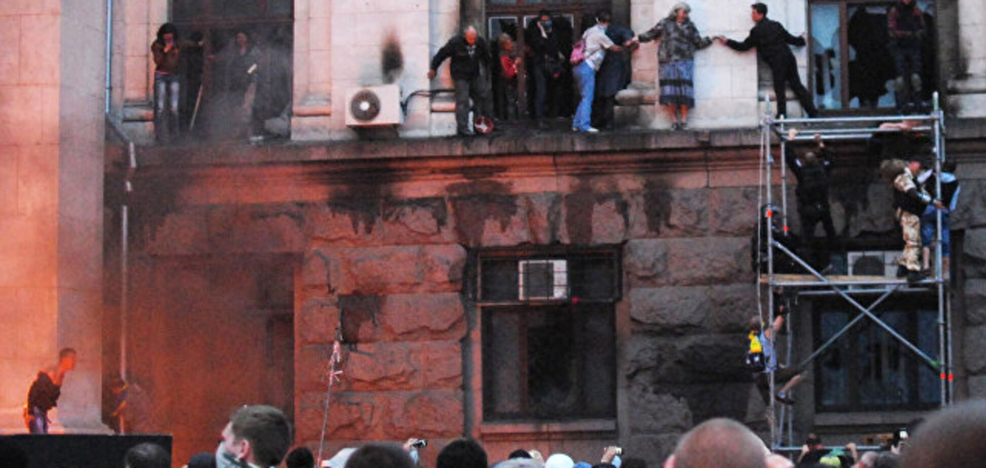 Суд в Одесі - це персональна ганьба