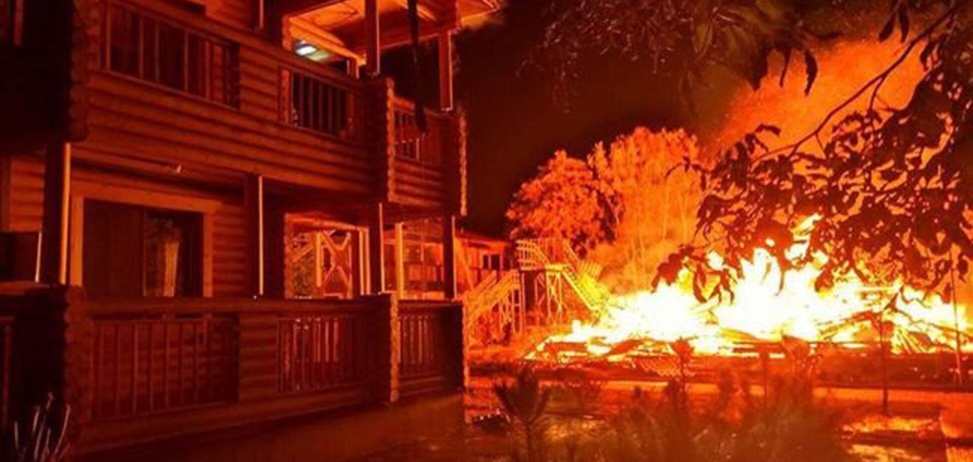 'Працівниками Державтоінспекції зафіксовано 26 порушень': названа ймовірна причина пожежі в 'Вікторії'