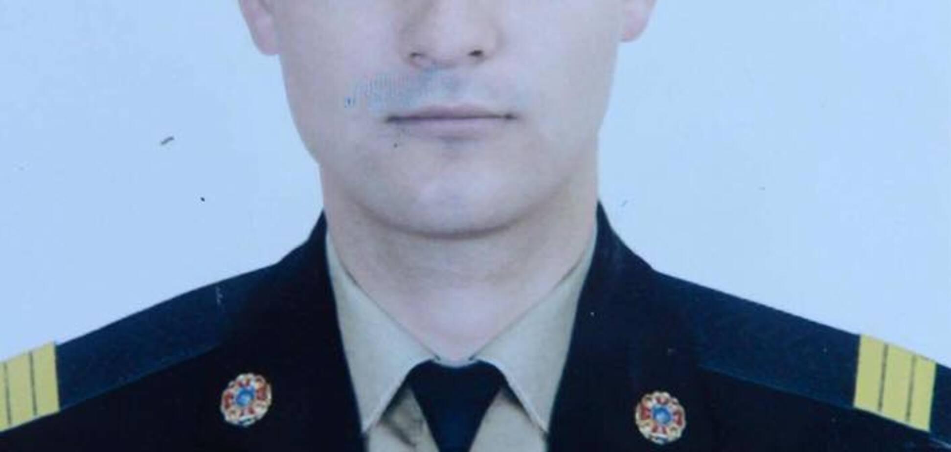 Трагічна пожежа в Херсоні: стало відомо про стан рятувальника-героя