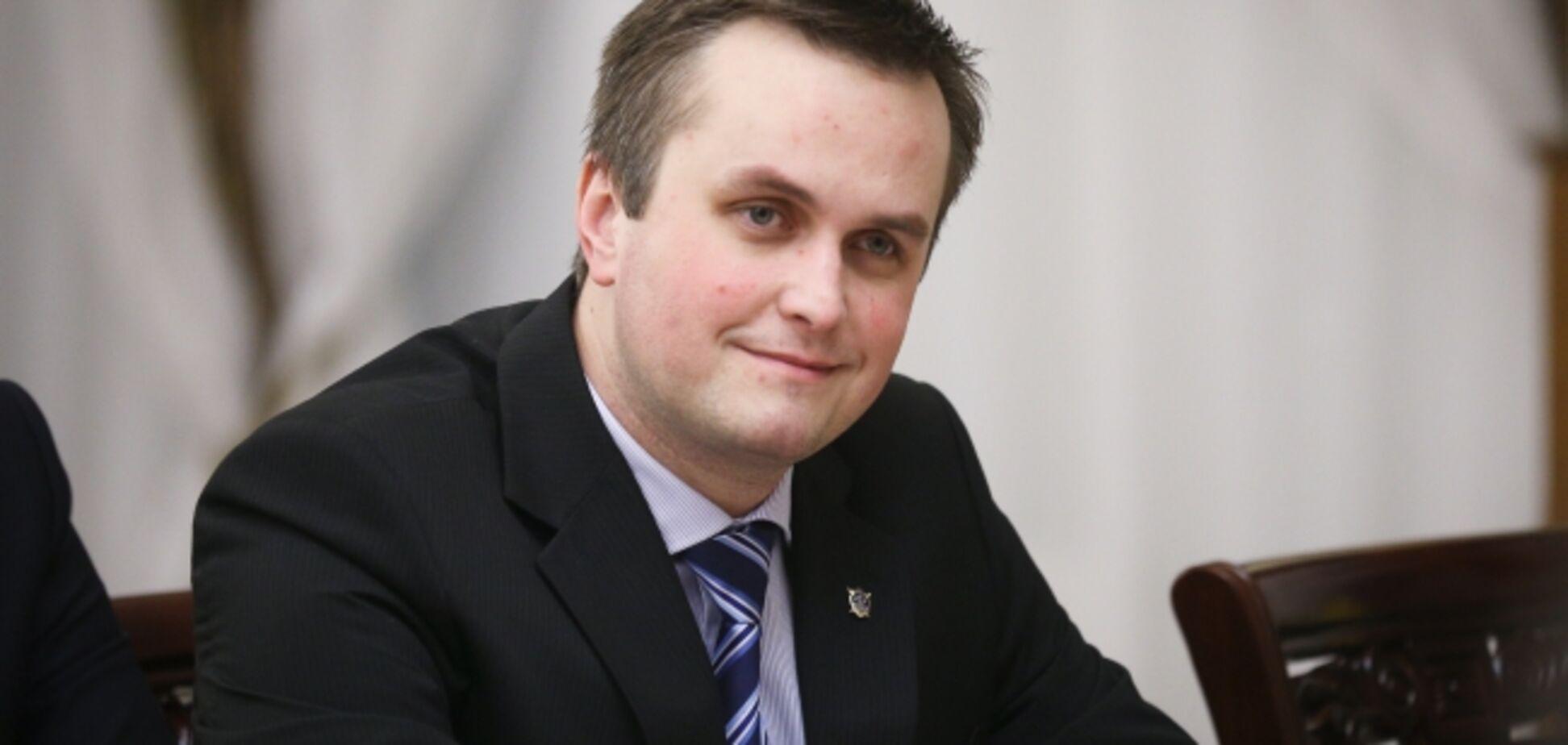 На Холодницкого завели дело из-за экс-министра Януковича