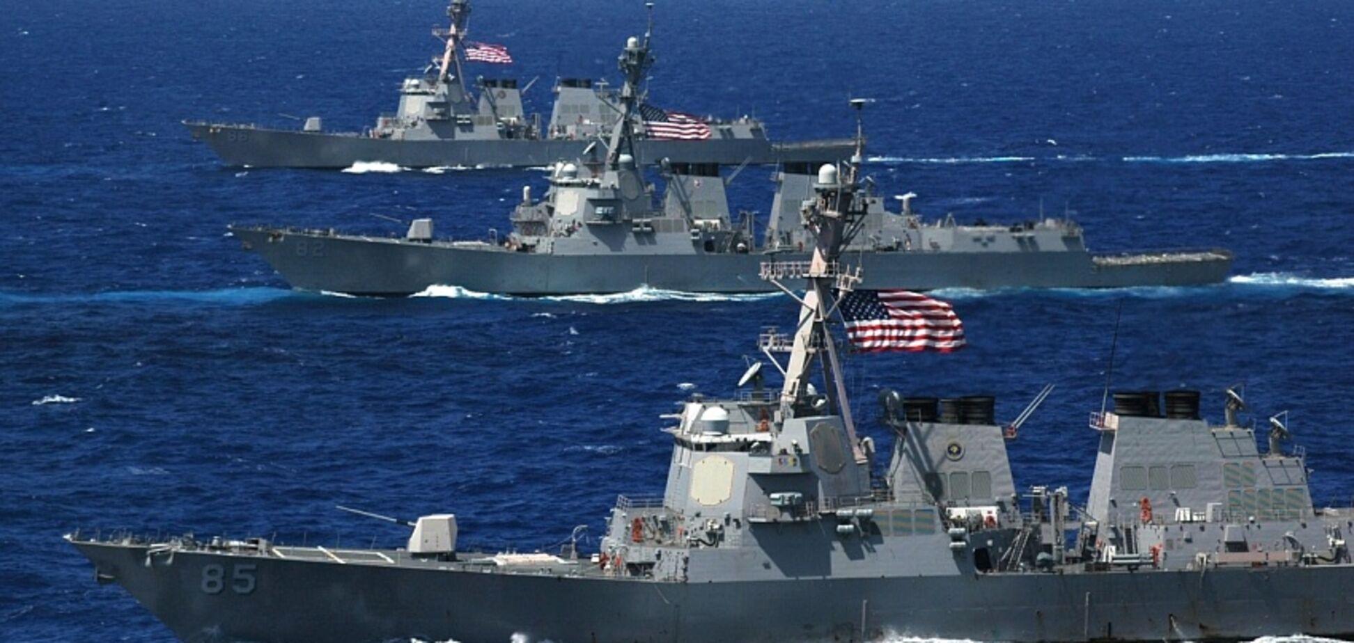 Летальное оружие от США: генерал пояснил, зачем Украине морские средства защиты