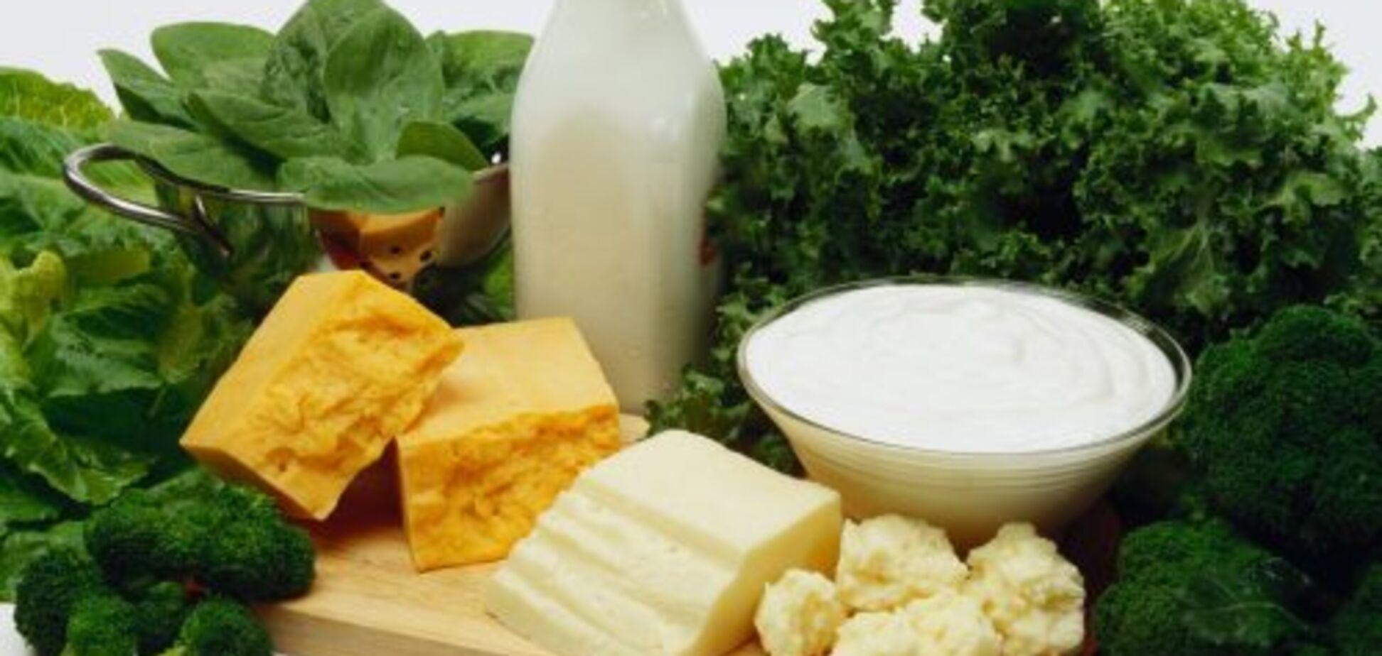 Кальцій проти раку: лікарі назвали продукти, які захищають кишечник