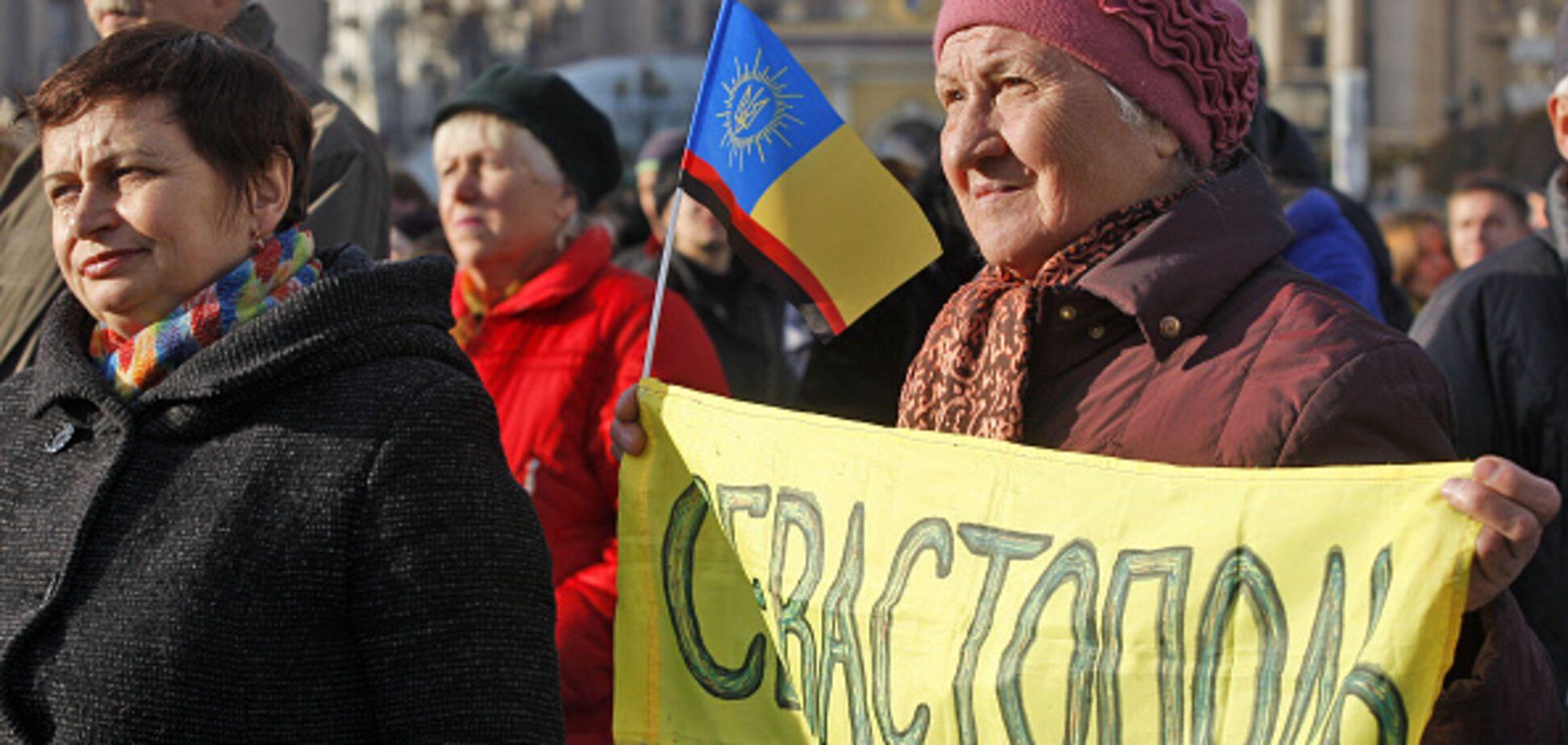 В Україні назвали ефективний сценарій щодо повернення Криму