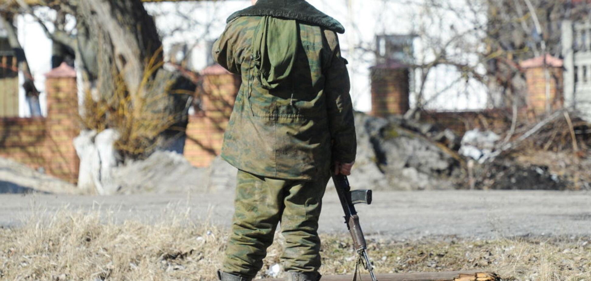 Зганьбилися перед Путіним: терористи 'Л/ДНР' показали військову неміч