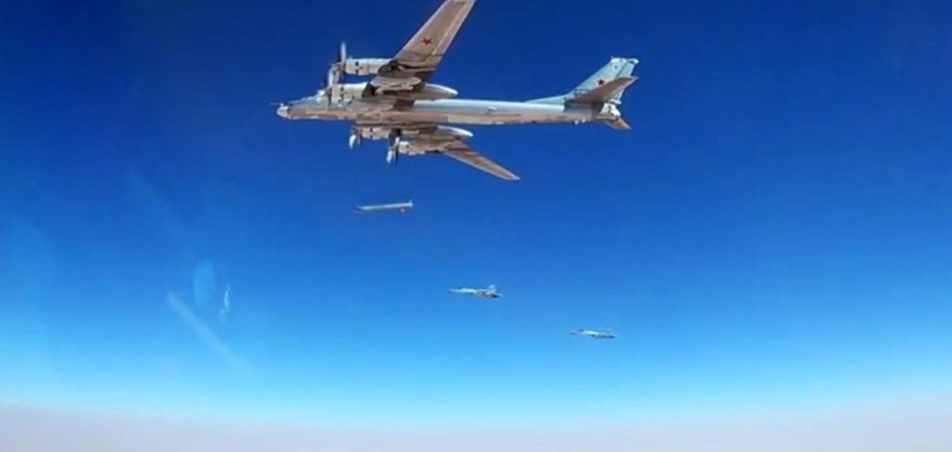 Россия в Сирии атаковала район с американскими военными