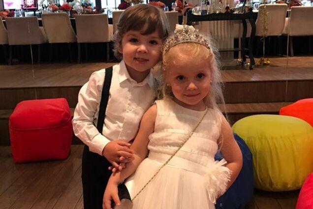 Алла Пугачева и Максим Галкин показали, как ярко отметили день рождения двойняшек