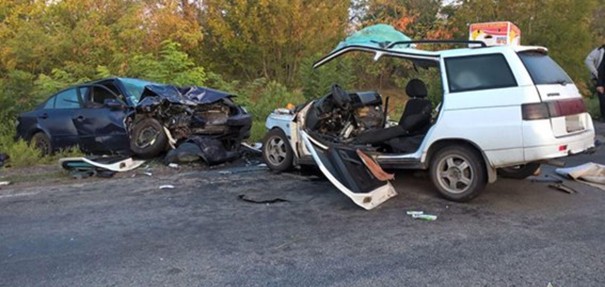 На запорожской трассе произошло ДТП со смертельным исходом