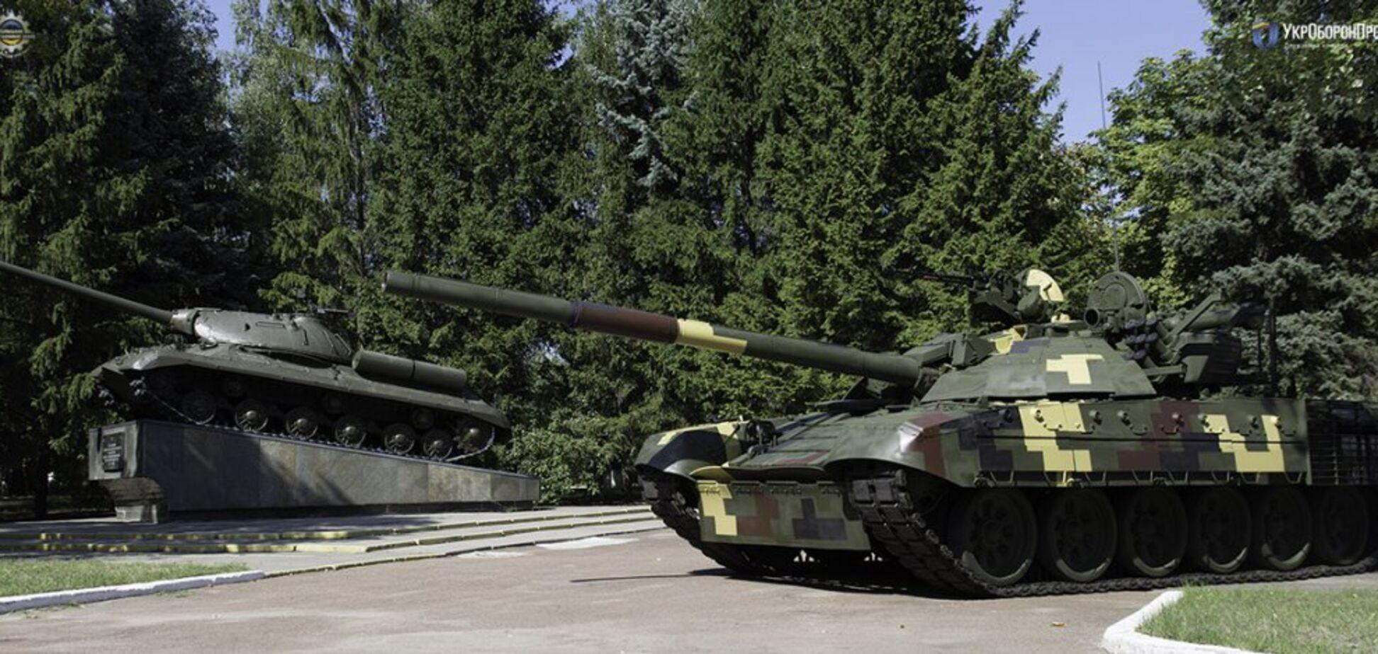 Відповідь на виклики гібридної війни: 'Укроборонпром' показав нову українську зброю