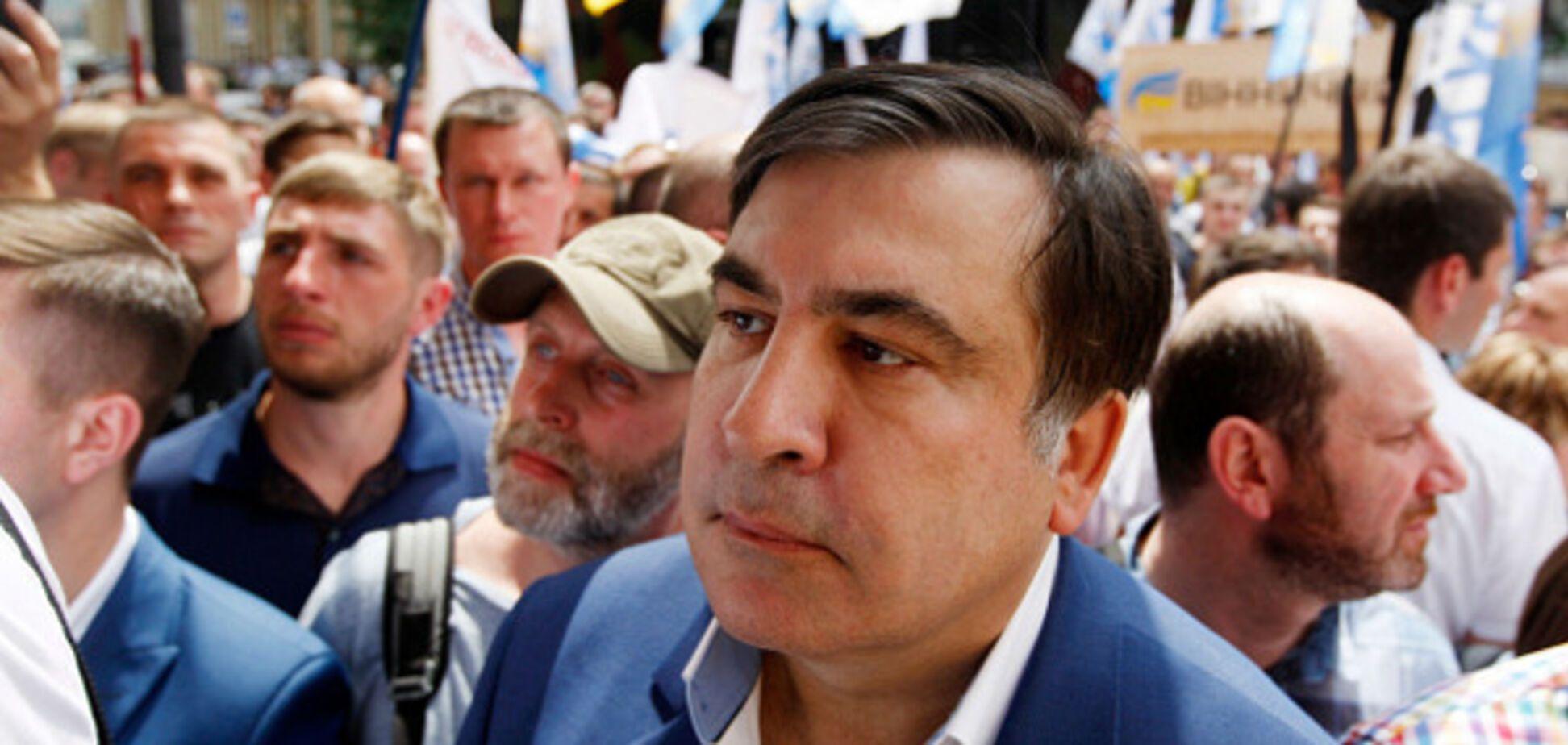 Депортации не избежать: в МВД назвали причины задержания брата Саакашвили