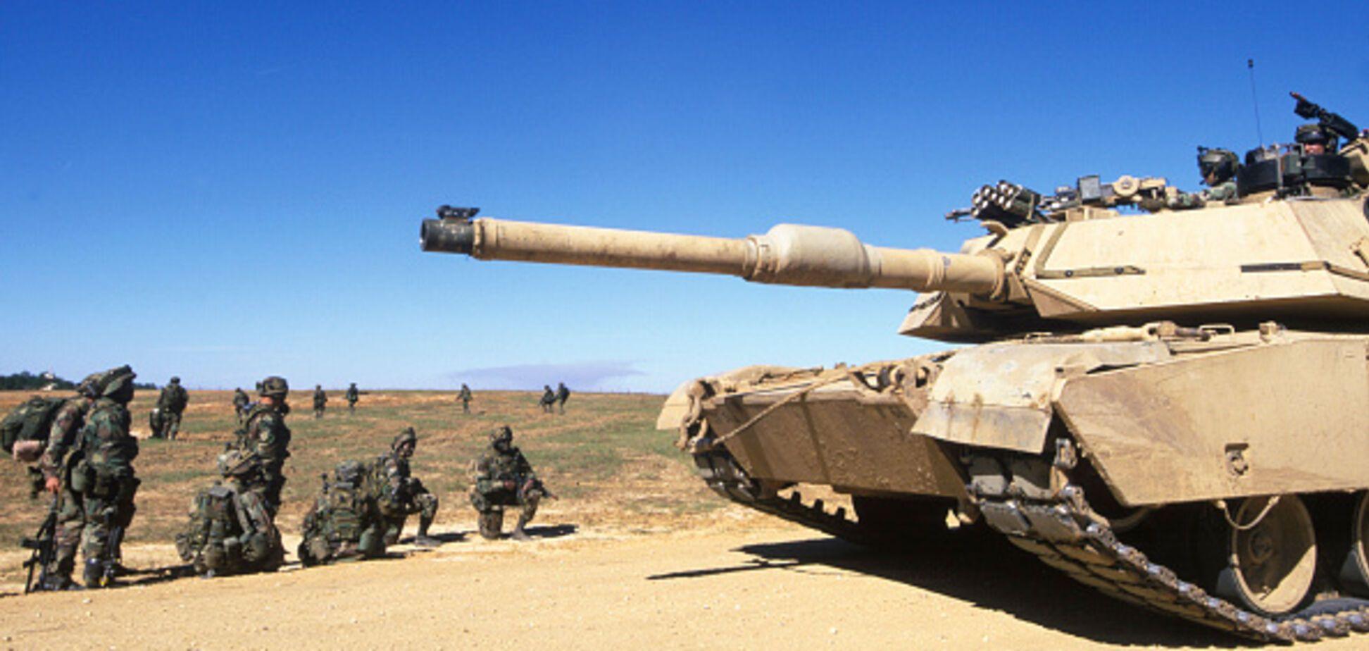 Российский Т-90 против американского Abrams: кто победит в танковой схватке