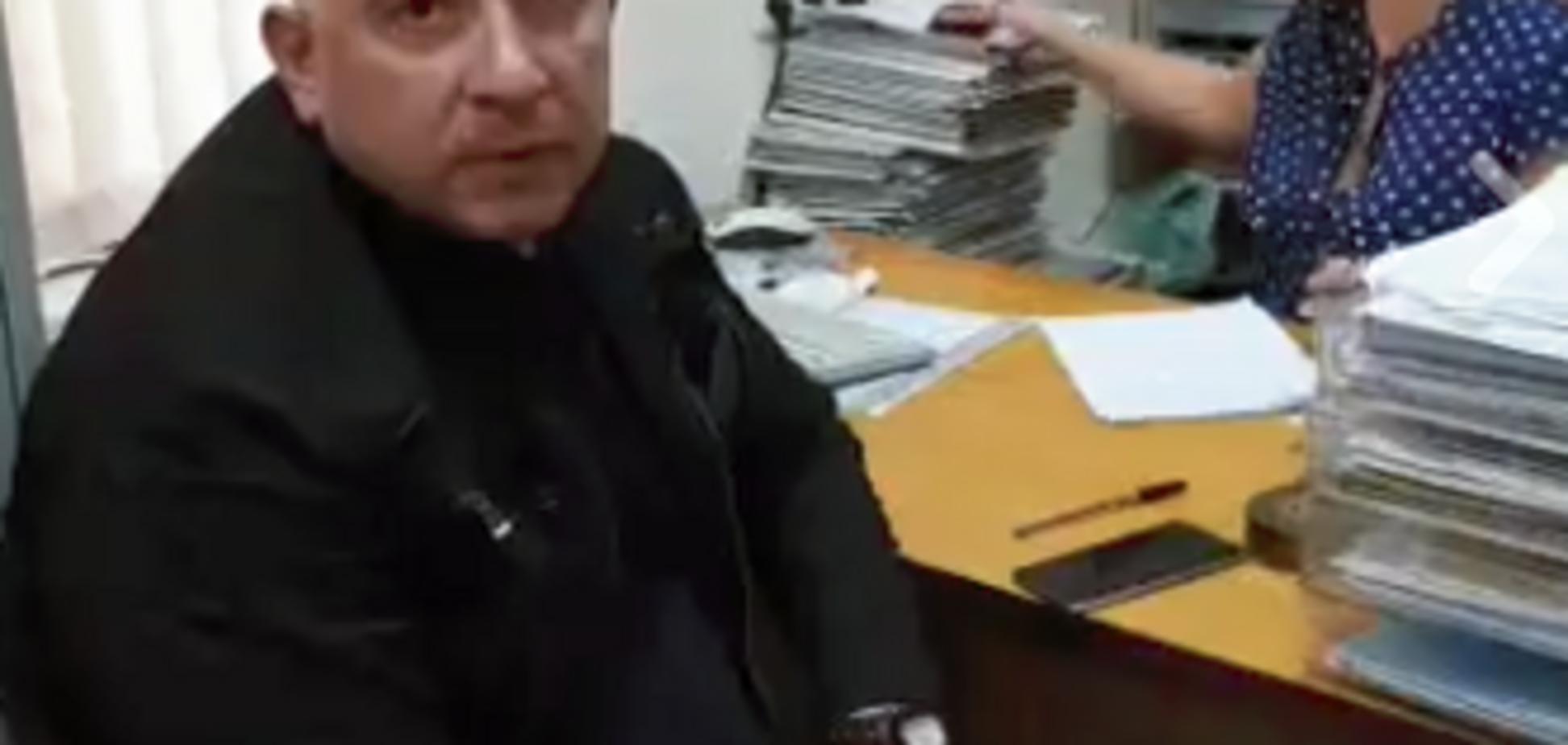 Затримання брата Саакашвілі: з'явилося перше в мережі відео з ним