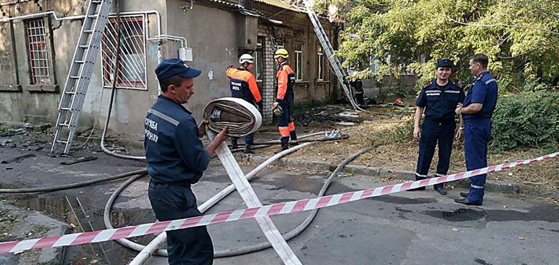 У центрі Миколаєва вибухнув житловий будинок: з'явилися фото і відео