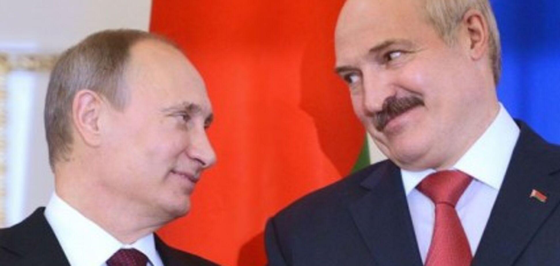 Якщо снаряд - двох одразу не стане: Лукашенко пояснив, чому скасував візит до Путіна