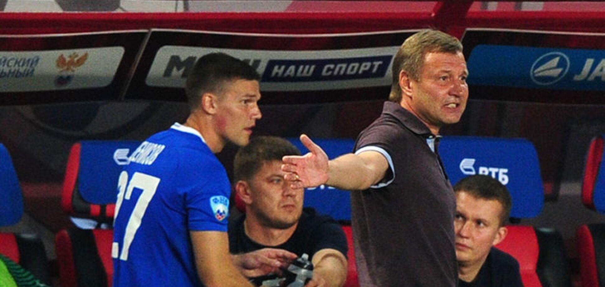 Юрій Калитвинцев Динамо Москва