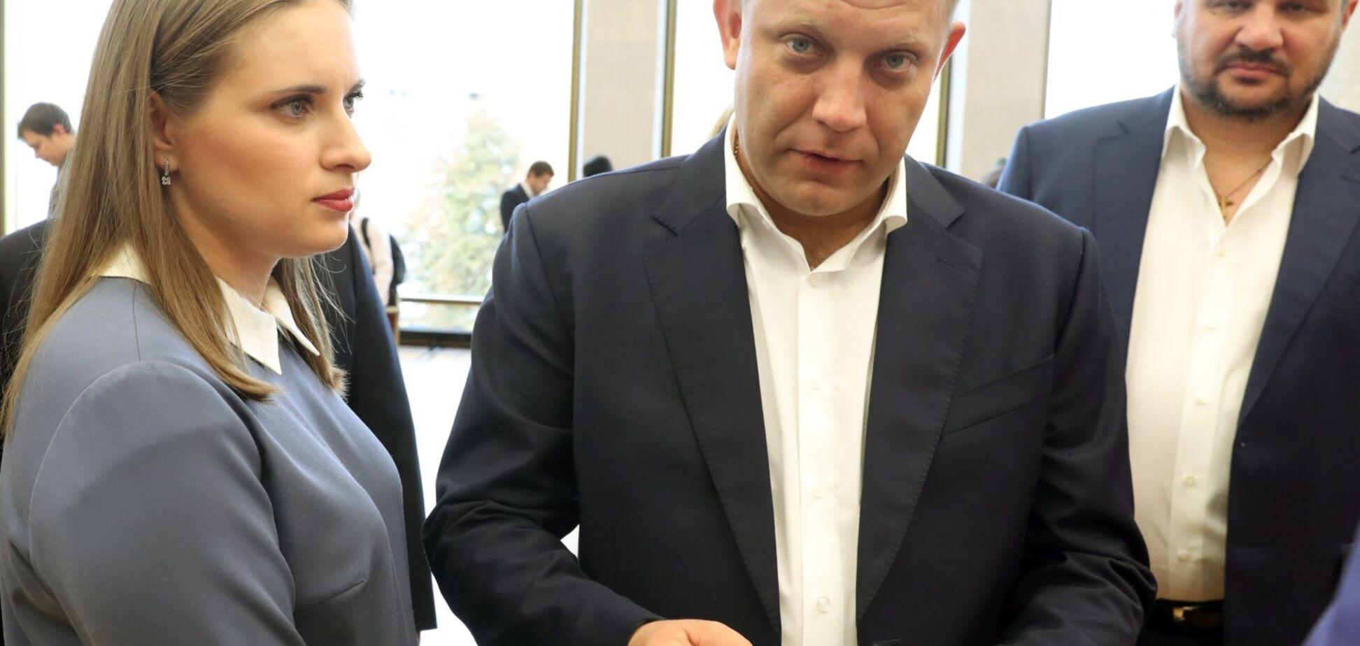 Ватажок 'ДНР' з'явився в Кремль: реакція прес-секретаря Путіна