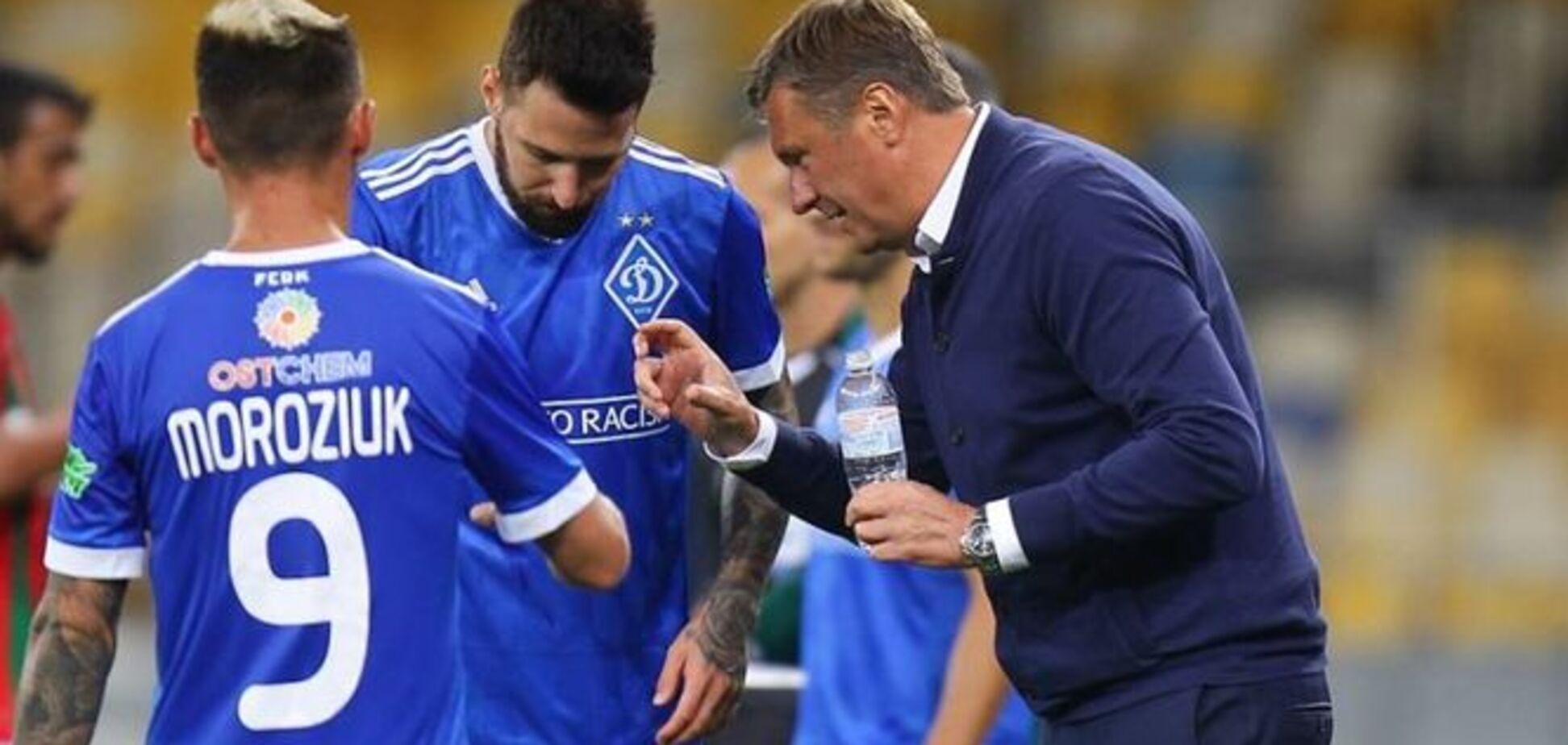 УЄФА виніс жорстке рішення перед матчем 'Динамо' у другому турі Ліги Європи