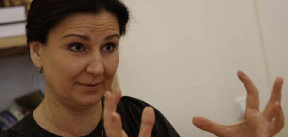 'Зустрів мене голим': Богословська розповіла про переговори з Черновецьким