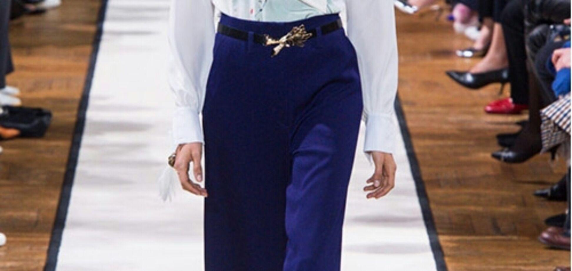Топ-5 самых модных брюк осени