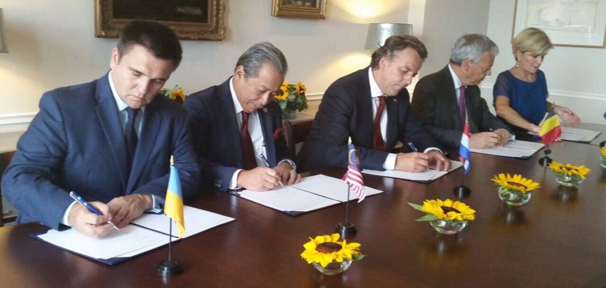 Розслідування загибелі MH17: Україна і ще чотири країни підписали важливий меморандум