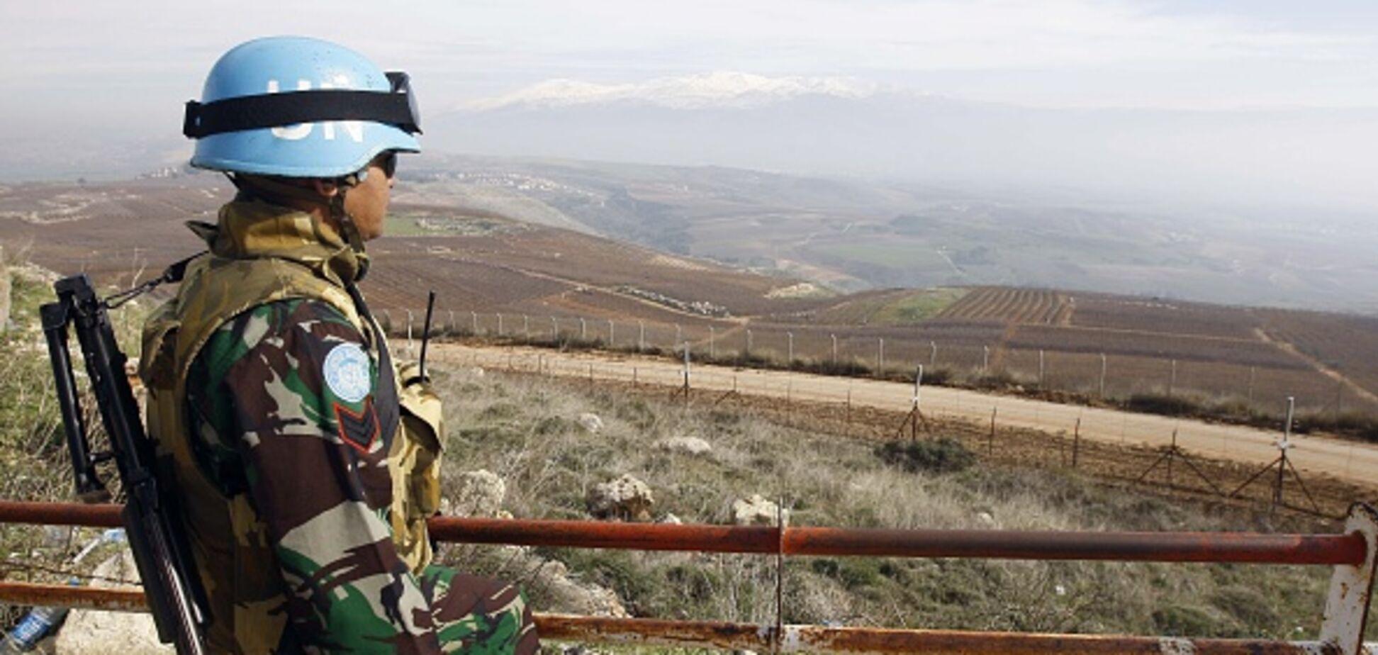 Украинский генерал объяснил, почему необходимо ввести миротворцев на Донбасс