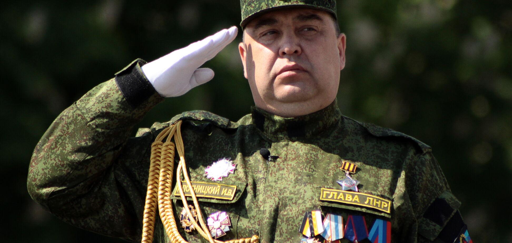 Готовится бежать: генерал АТО рассказал о будущем главаря 'ЛНР'