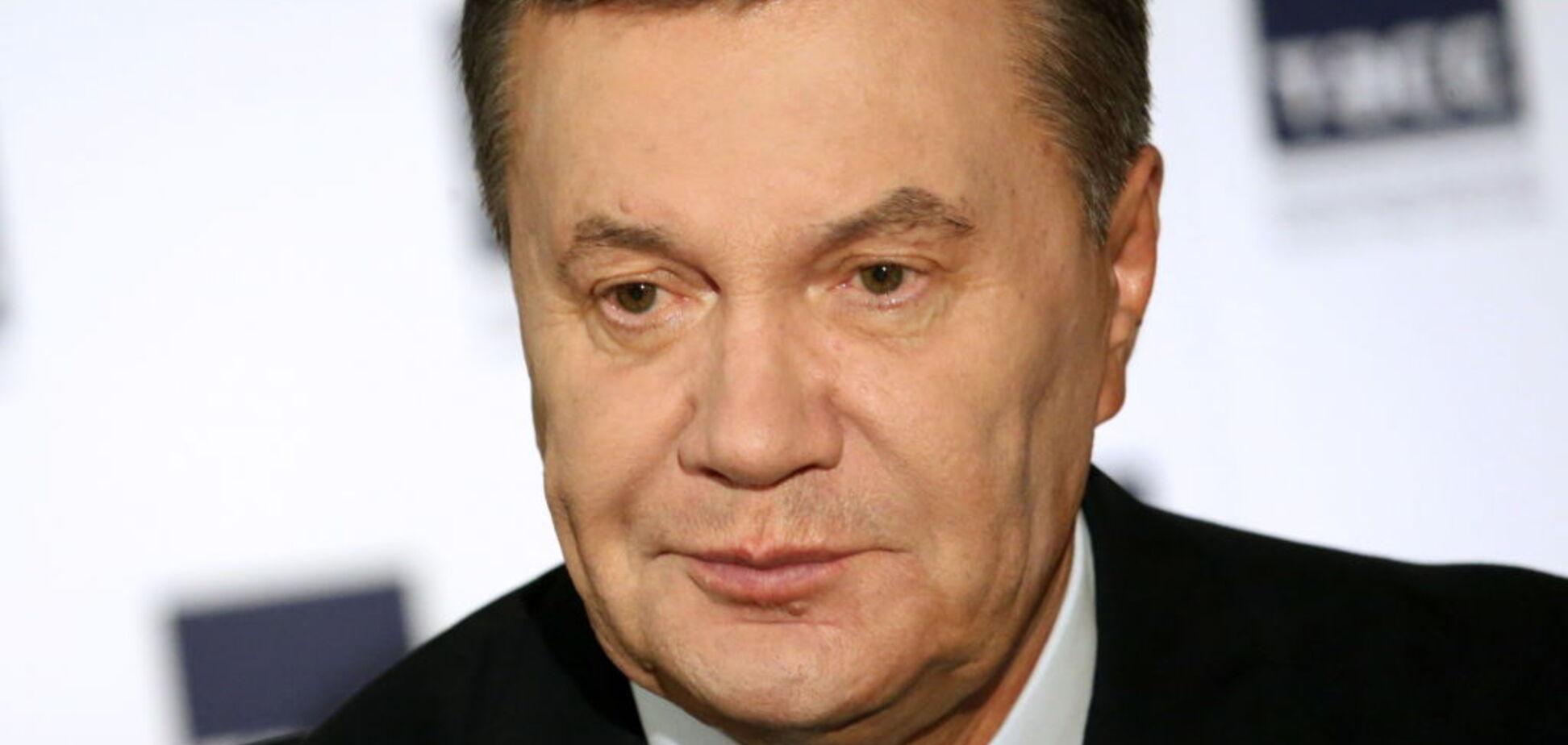 Три банківські КамАЗи: з'явилися деталі підготовки втечі Януковича