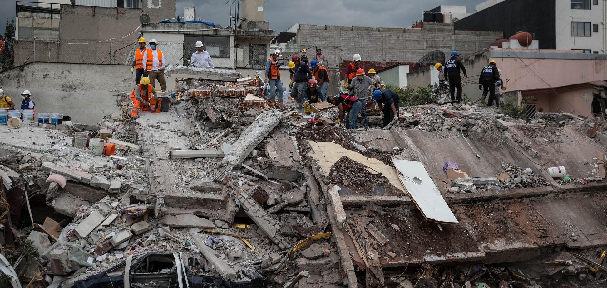 Діти потрапили в пастку: стало відомо про нові жертви землетрусу в Мексиці