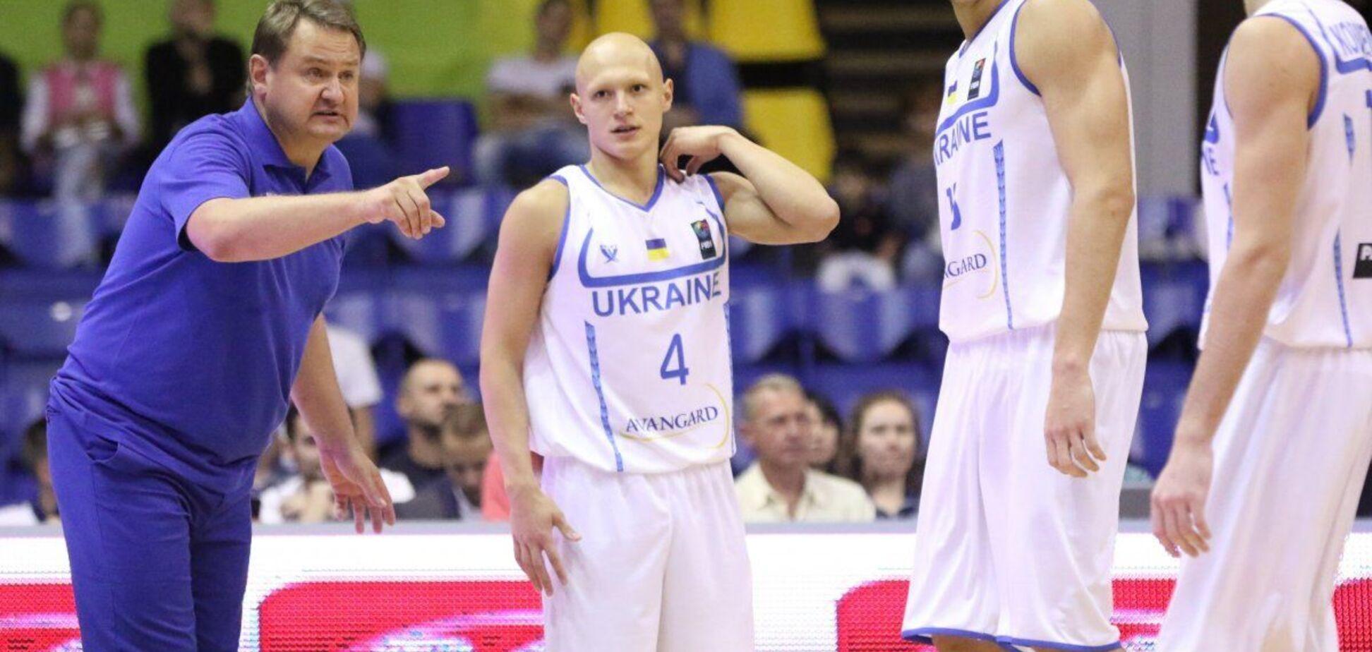 Мурзін збірна України