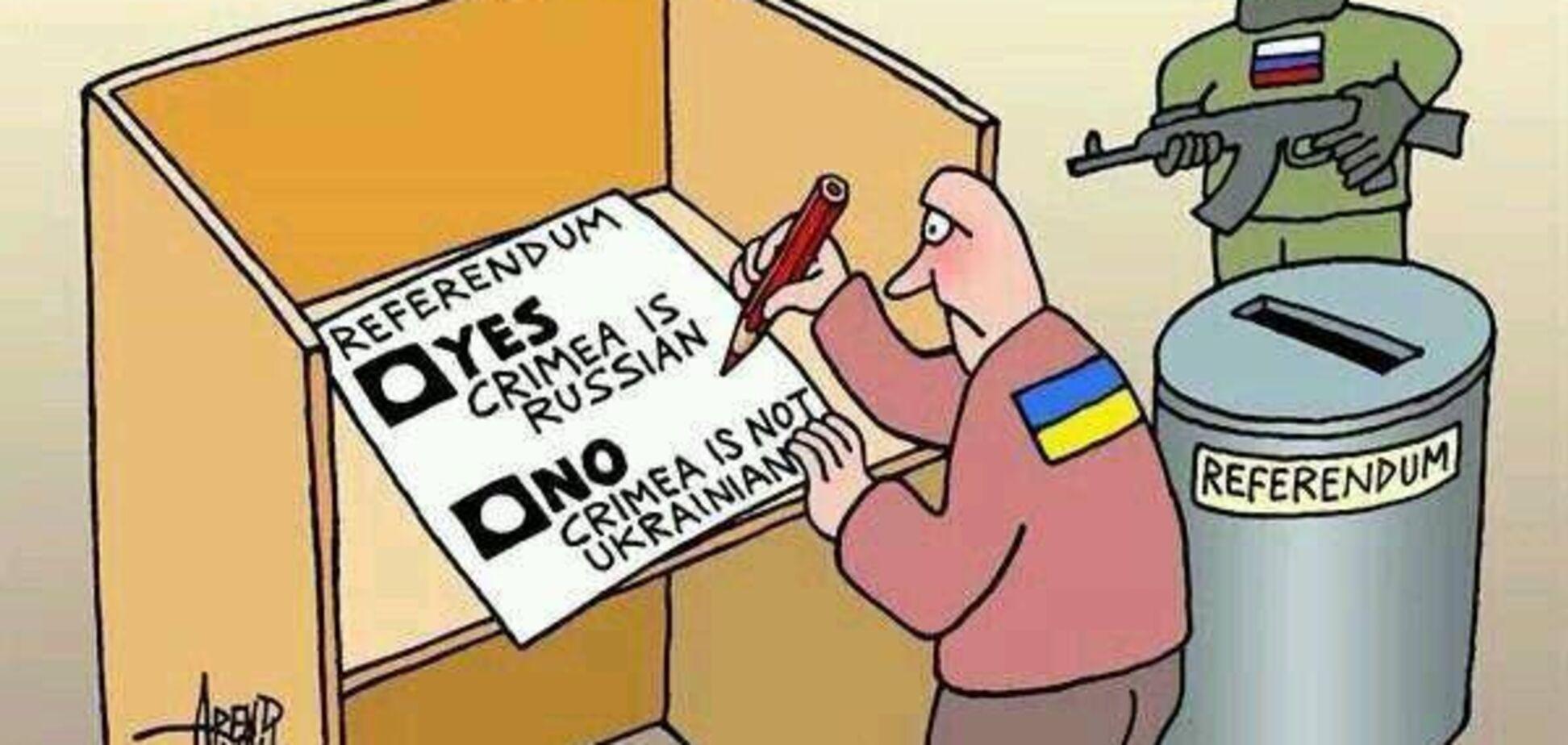 Сепаратизм Каталонії і анексія Криму: Пашков порівняв дві ситуації