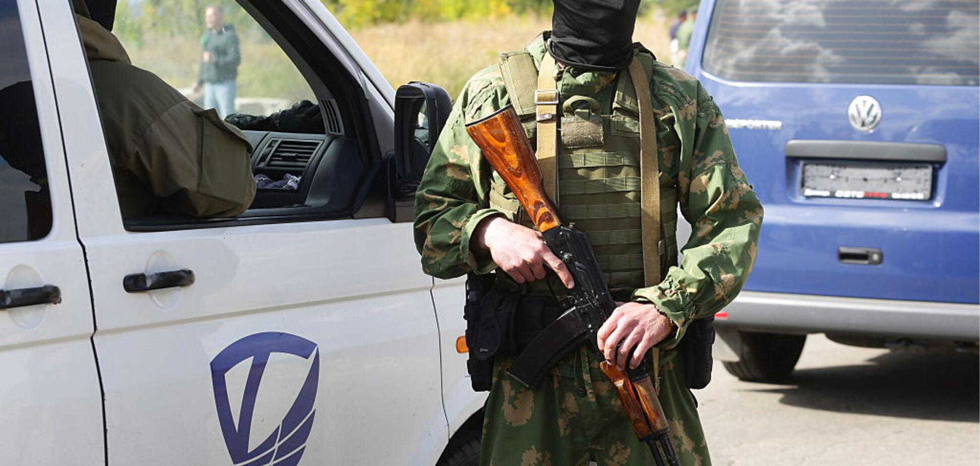 В 'ДНР' возник конфликт между местными 'силовиками' и ФСБ