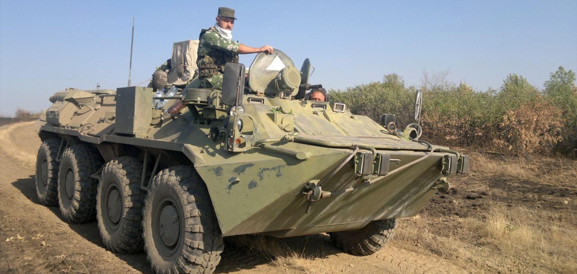 Хроники вторжения: когда реально русская армия вошла на Донбасс