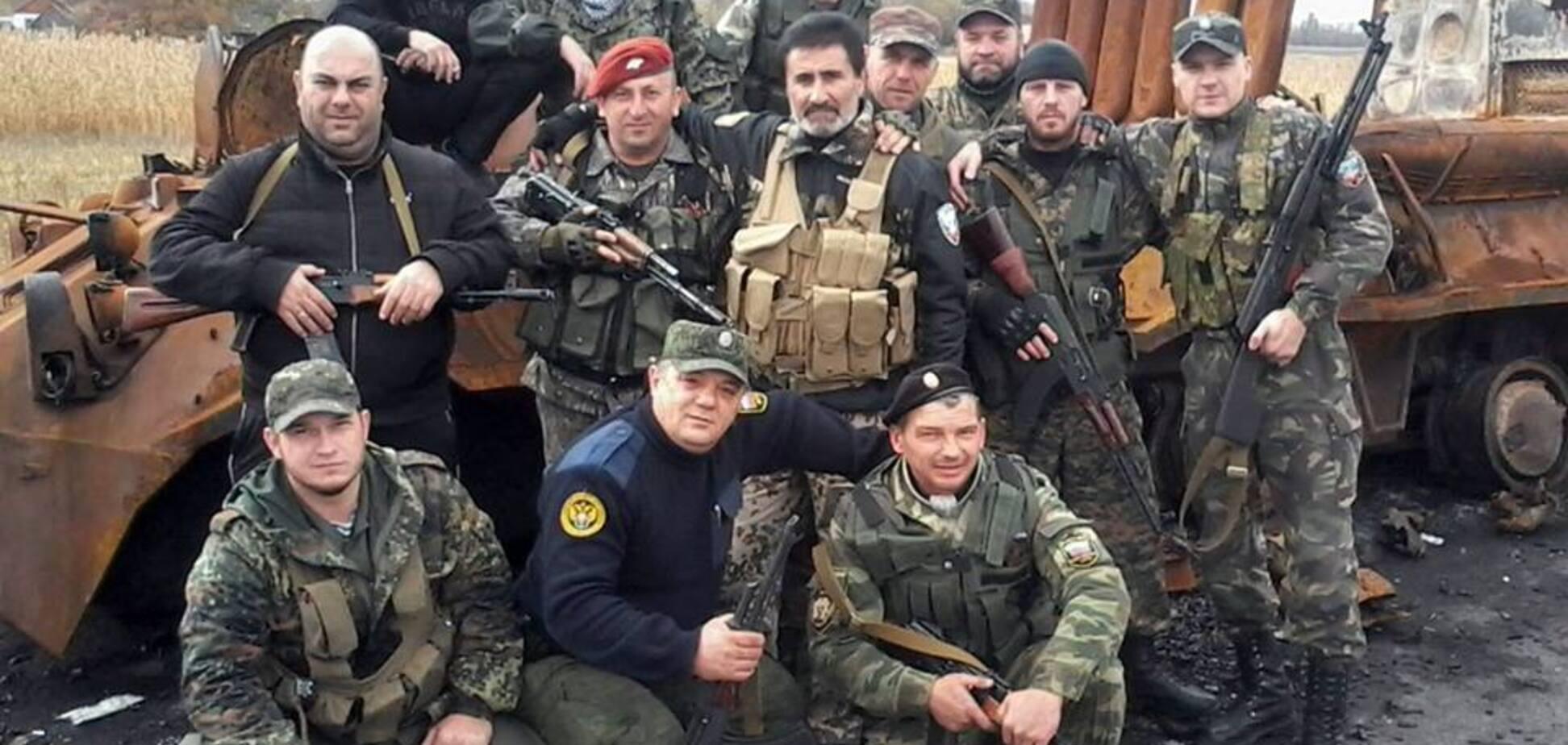 'Счастливое будущее': крымский террорист в Украине стал 'грузом 200'