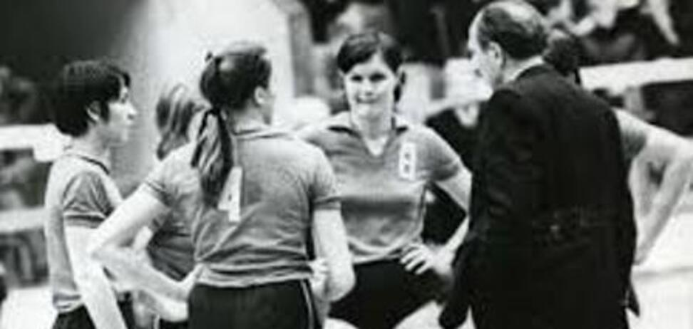 СССР гандбол