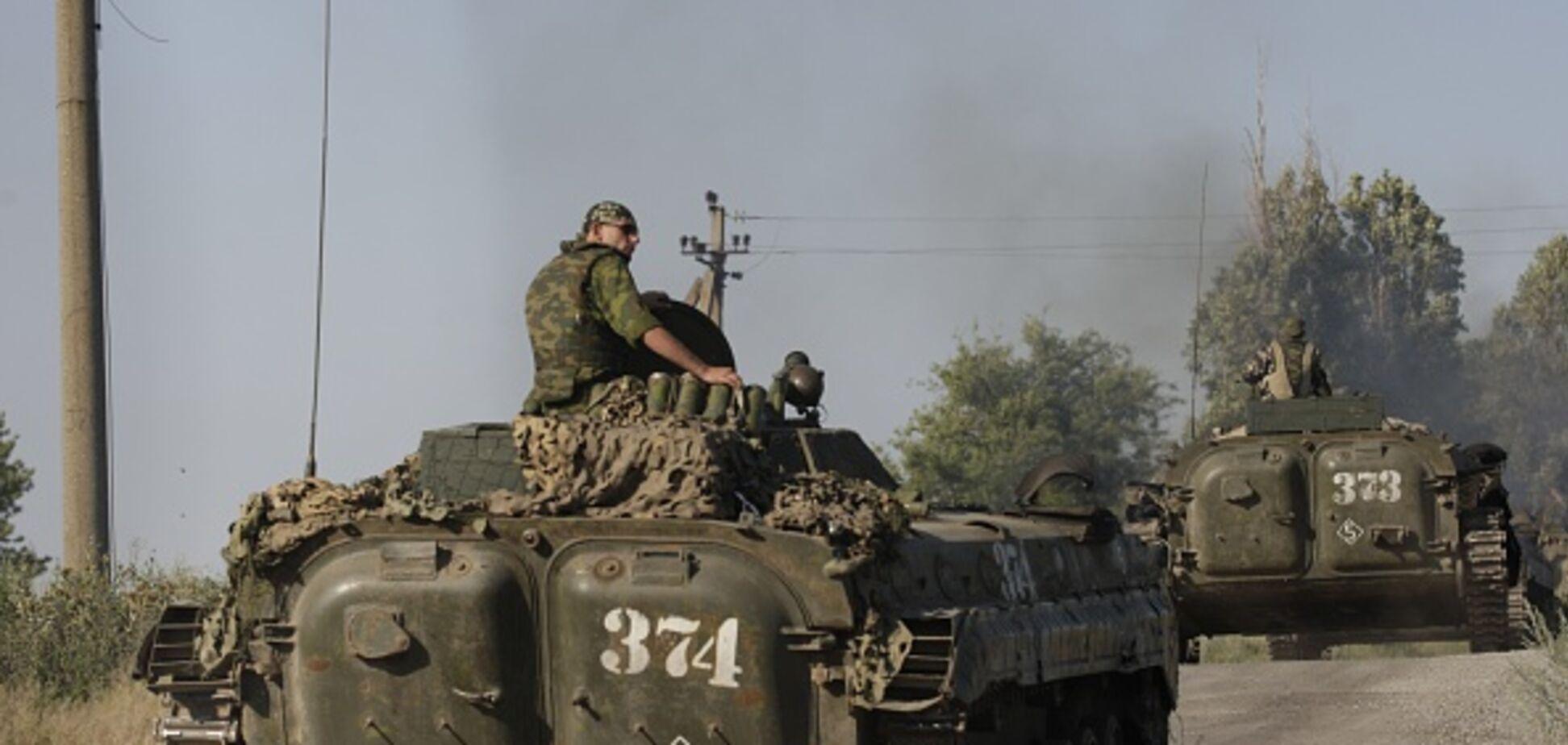 Терористи 'Л/ДНР' йдуть у наступ: є поранений серед сил АТО