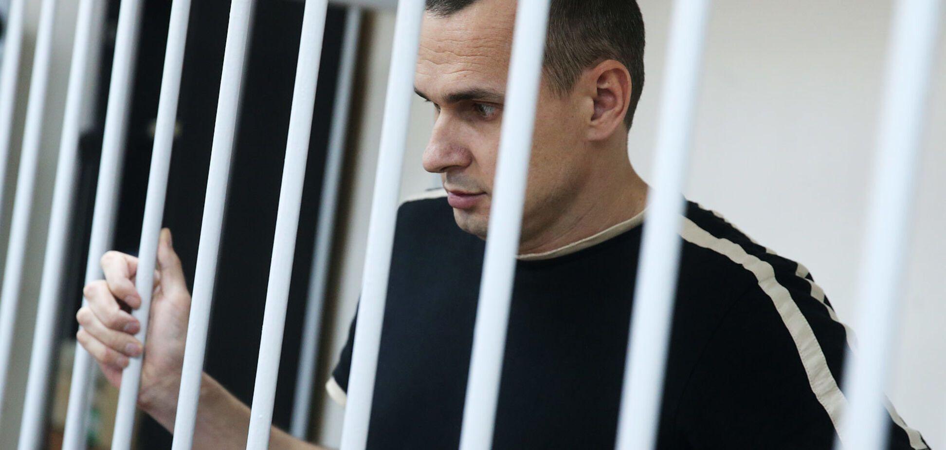 Этапировали из колонии: адвокат рассказал о судьбе Сенцова