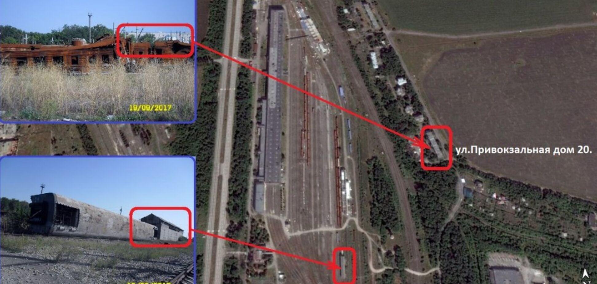 ВСУ на заметку: в Донецке вычислили месторасположение  батальона 'ДНР. Фото