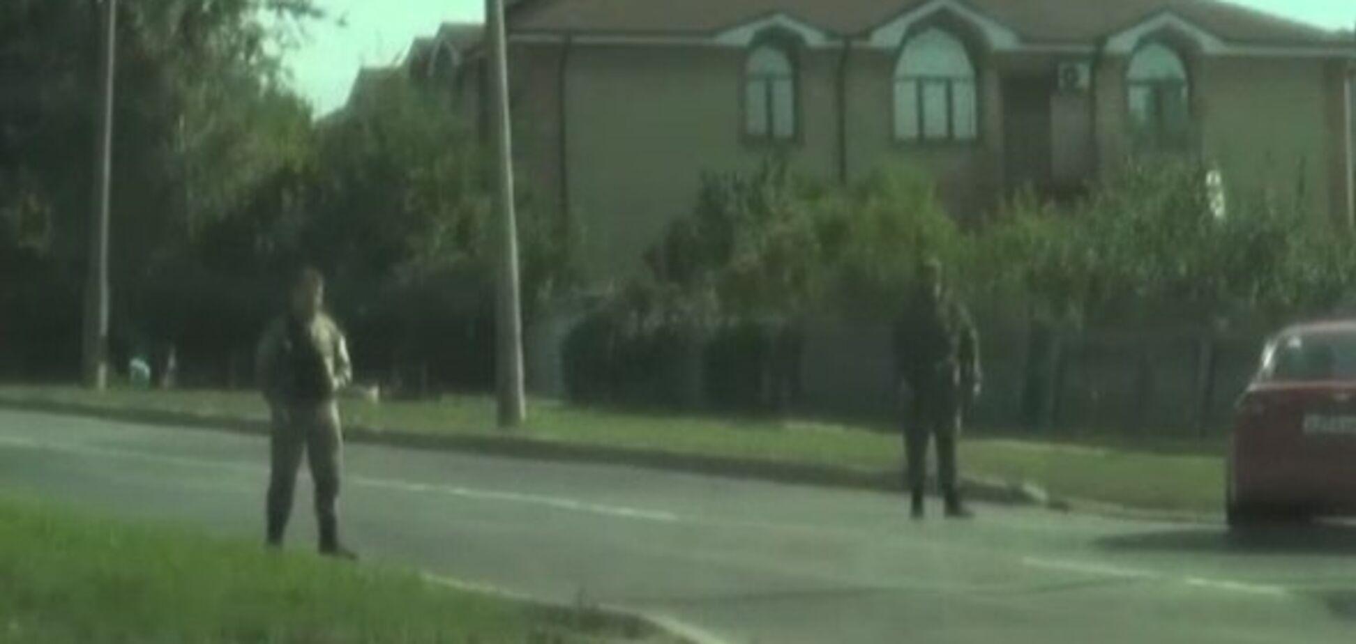 Замах на ватажка 'ДНР': опубліковано відео з місця вибуху