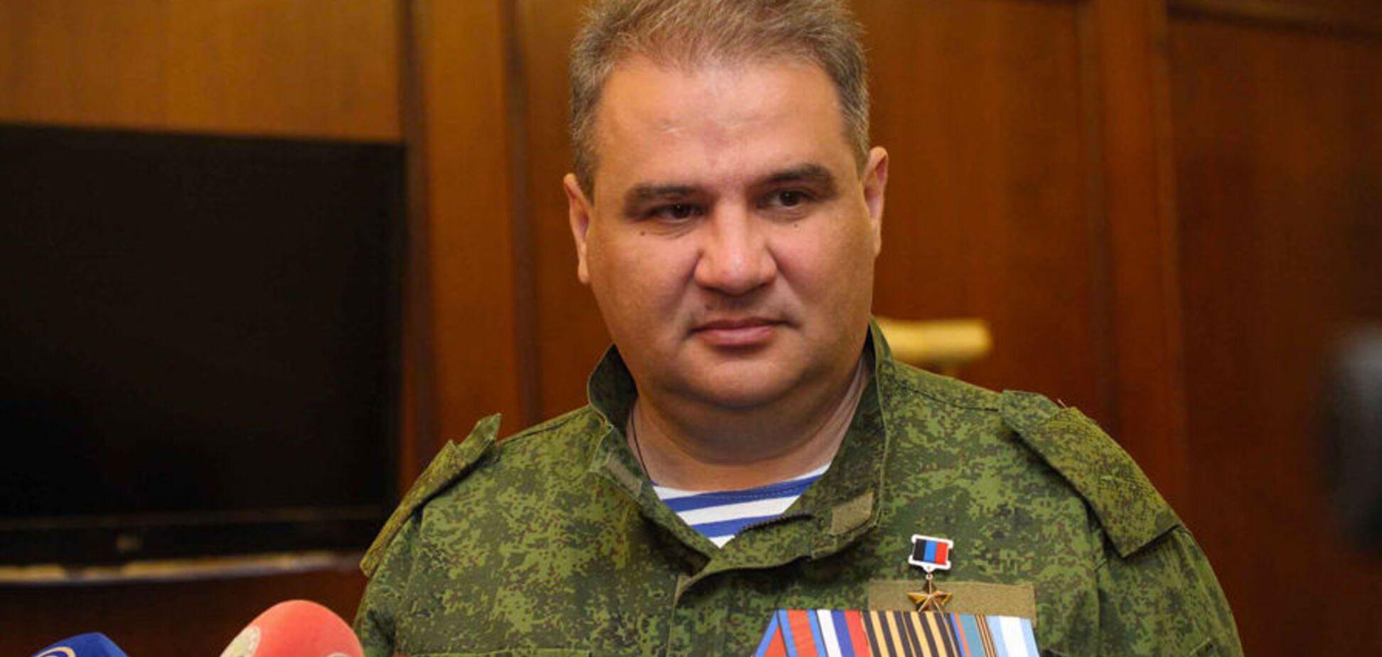 'Скажений ліфт': озвучена нова версія замаху на ватажка 'ДНР'