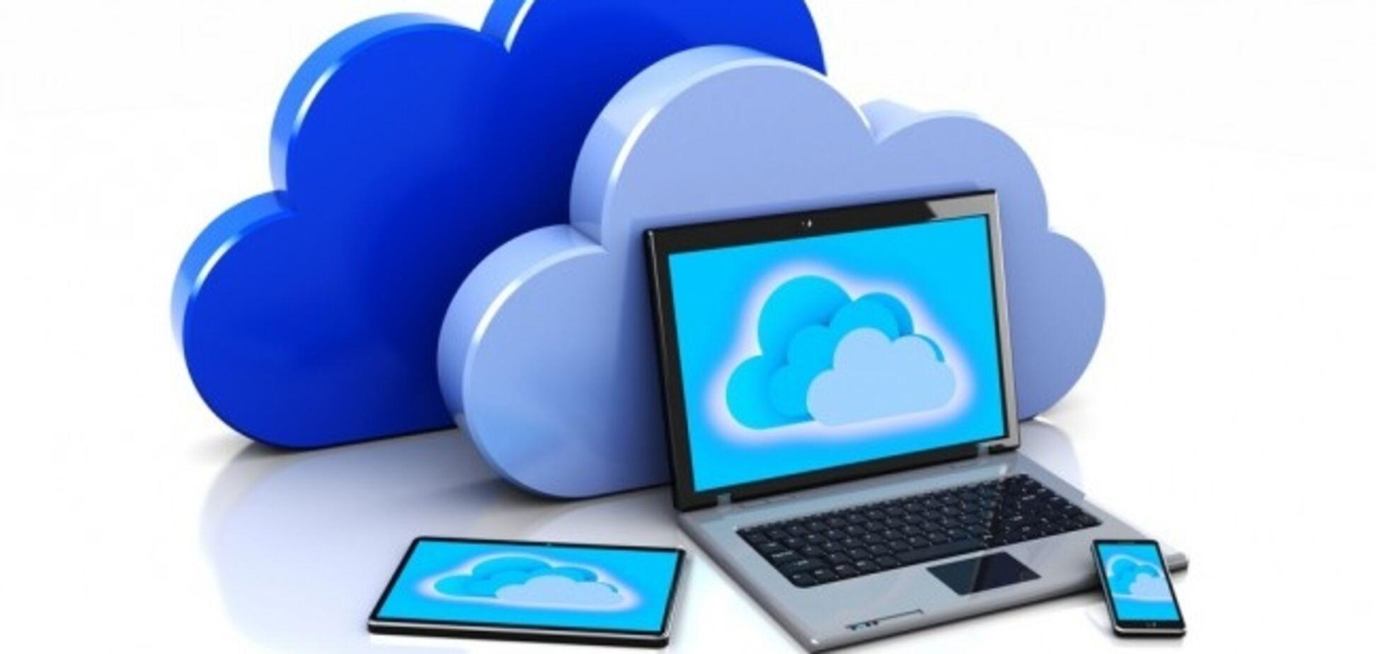 Типы облачных сервисов