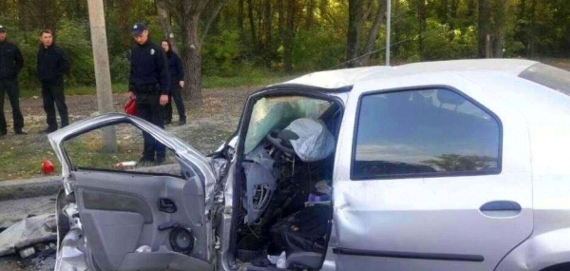 В Харькове произошло жуткое массовое ДТП