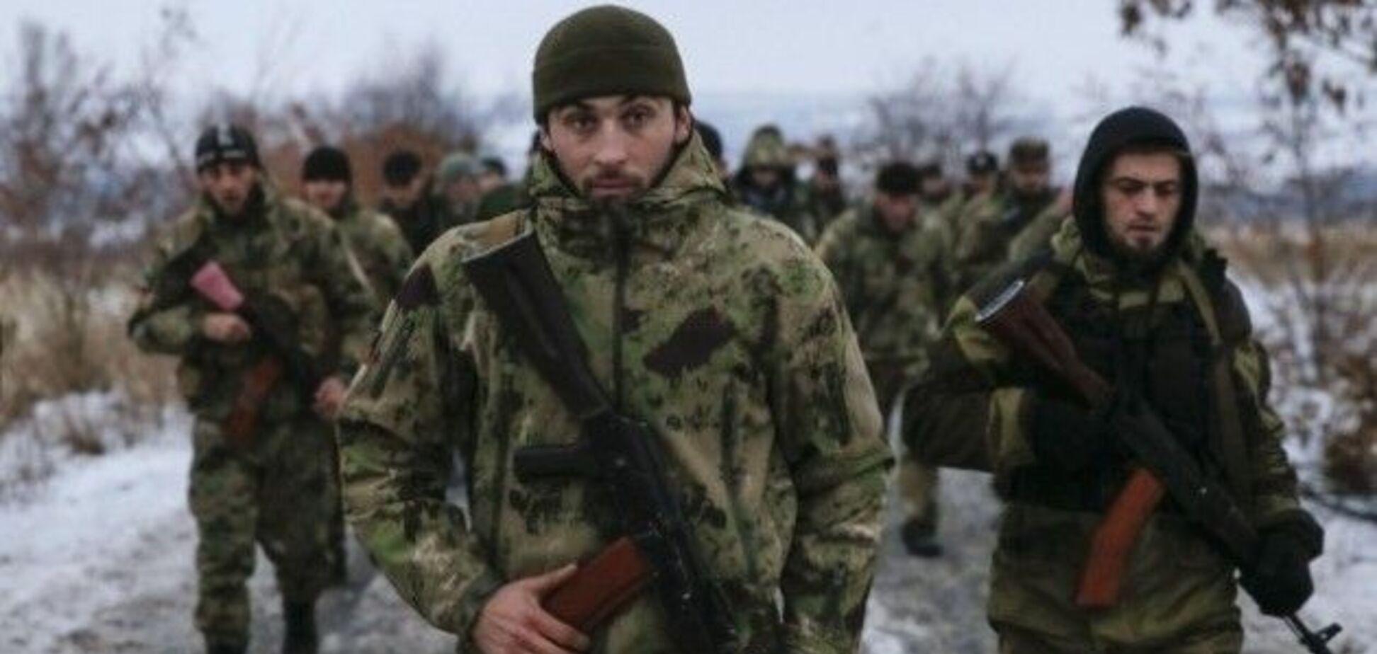 'Елками торгуют': Бутусов рассказал о судьбе чеченских отрядов Путина на Донбассе
